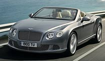 Bentley Continental GTC: Neuer,  alter Luxus