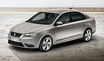 Seat Toledo: Neue Limousine am Start